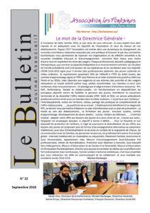 Bulletin asso numéraux 22
