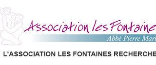 L'Association Les Fontaines recherche